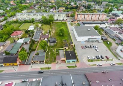 działka na sprzedaż - Tomaszów Mazowiecki